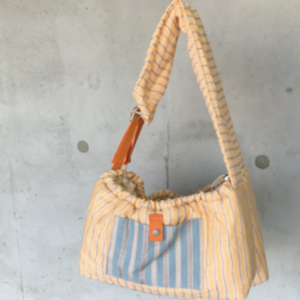 Orange Oh Sling Dog Bag