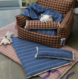 my lounge travel dog rug