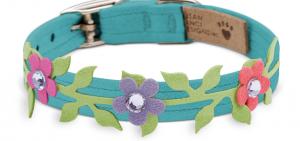 secret garden dog collar