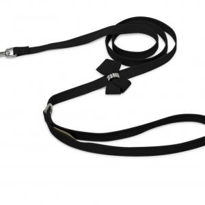 nouveau bow dog leash
