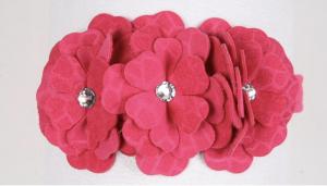 Tinkie's Garden Flower Dog Collar