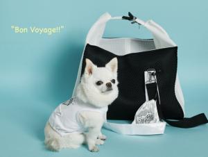 Bon Voyage Dog Travel Bag