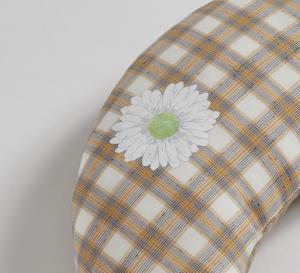 summer moon dog pillow