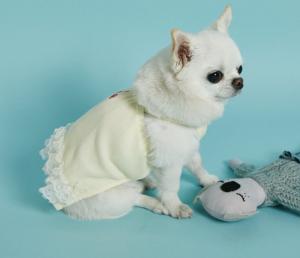 Girl's Tiny Tattoo Dog Dress