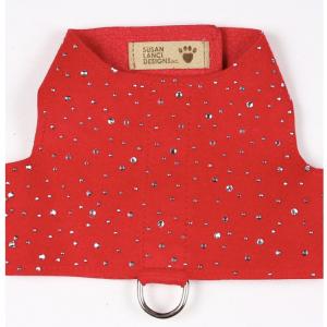 silver stardust bailey dog harness