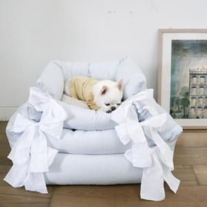 silk magic boom dog bed