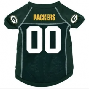 Clearance NFL Green Bay Packers Dog Jersey