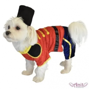 clearance toy soldier dog costume
