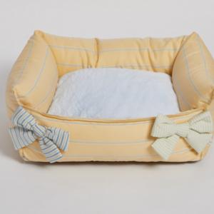 smile cotton boom dog bed