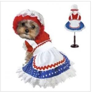 clearance rag doll girl dog costume