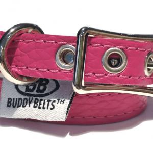 luxury buddy belt collar