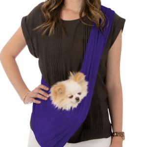 mesh sports sling dog carrier